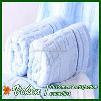 E-291 Towel Set Jacquard Electric Towel Warmer / Bathroom Towels