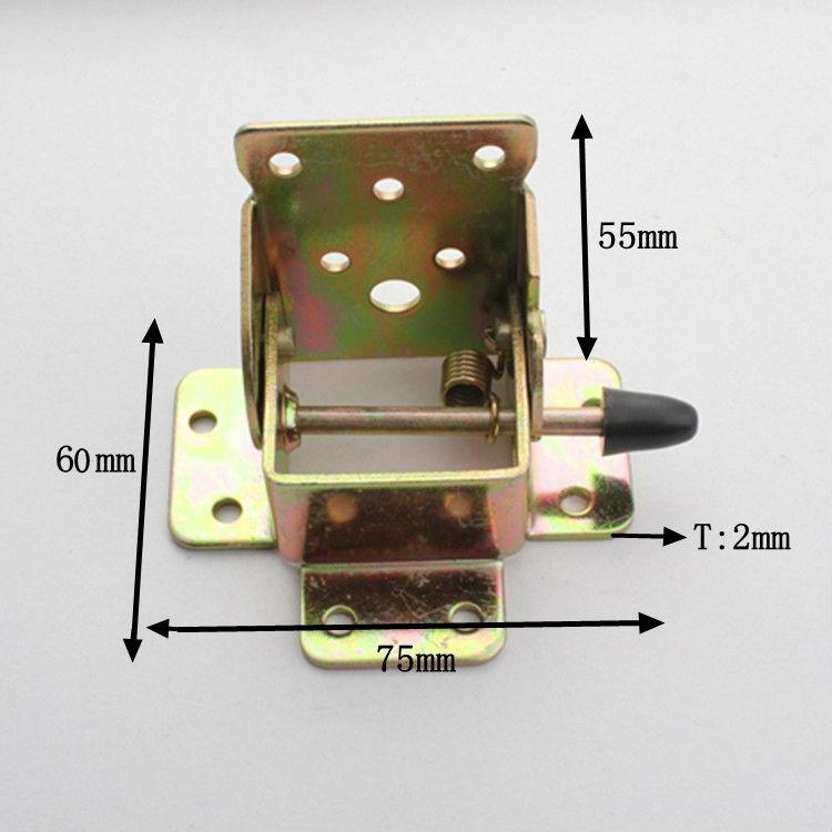 Folding Locking Hinges Table Leg Bracket Hinge
