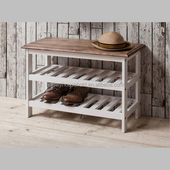 Home Shoe Storage Furniture Wooden Cabinet Design Giant Rack With Seat