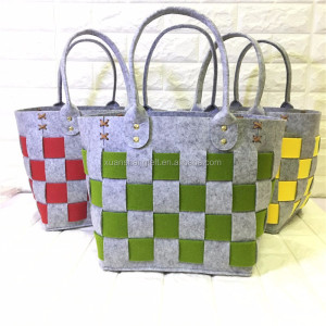 Beautiful clear tote bags made in China factory