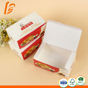 Professional Customization Recycled Disposable Fried Chicken Box/Fried Wings Box/Fried Legs Box