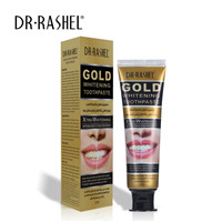 DR.RASHEL 100ml charcoal remove stains fresh breath black whitening toothpaste