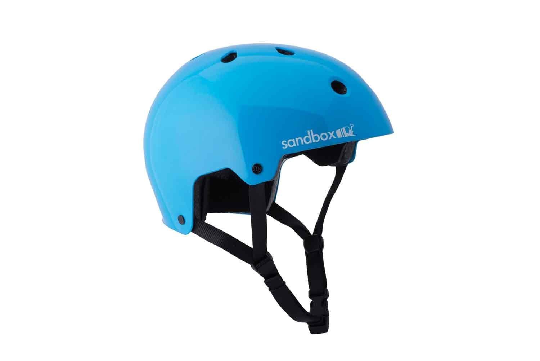sandbox helmets Sandbox/Legend Street Helmet with EPS Liner, Small, Blue