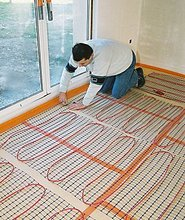 150W/M2 low-carbon electric underfloor heating