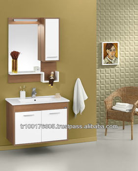 Innovative Orka Is Turkish Product Of Bathroom Furniture  Al Saif Al Lamaa