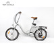 Cheap and high quality 2017 mini folding electric bike/electric bicycle/ebike