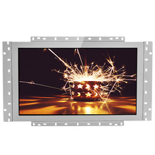 15.6 inch ad display video taxi advertising player digital photo open frame lcd monitor