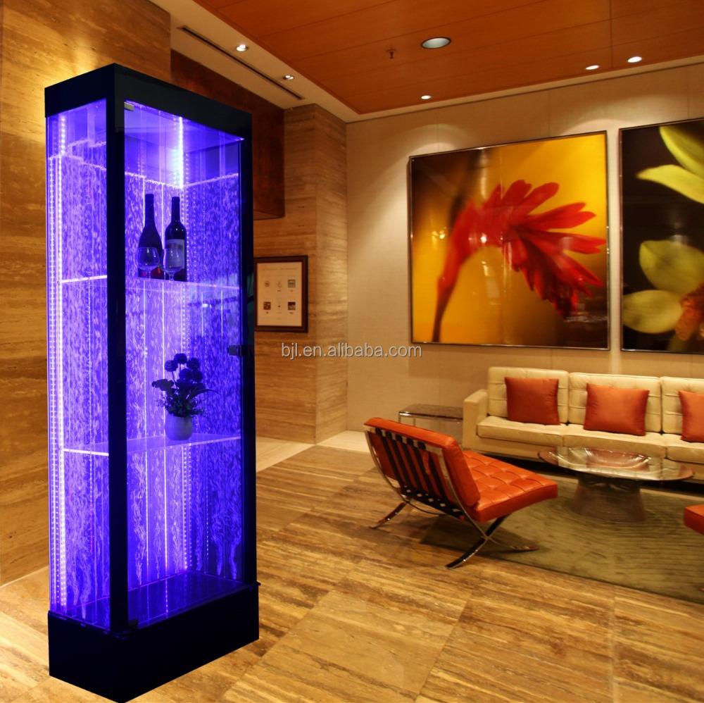 Einzigartige moderne glas display schnaps/getränke schränke für ...