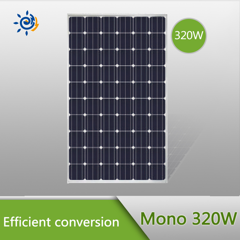 China manufacture PV solar panel Mono 320W