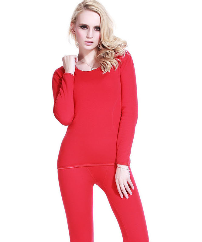 Plus Size Winter Cotton Thermal Underwear Sets 2015 Men and Women Warm Long Johns Thickening Thermo Underwear XXXL N05