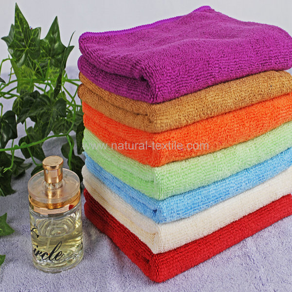High Absorption Microfiber Towel For Cleaning or Washing Car