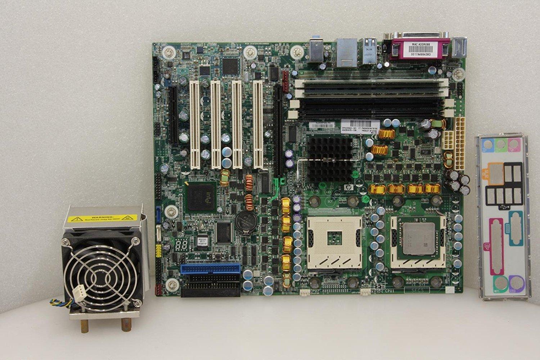 Get Quotations · HP xw6200 Motherboard w/ Intel Xeon 3.0 GHz, 1GB Ram, I/O