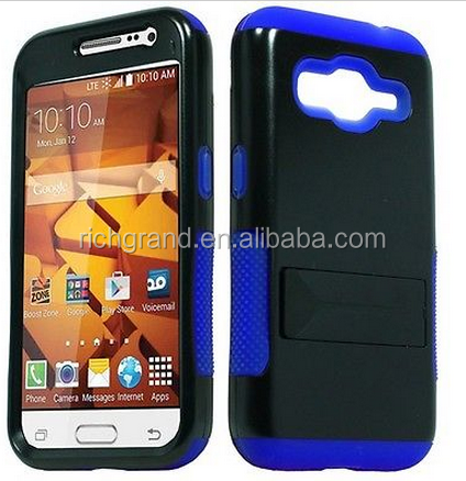Hybrid Shockproof Hard Rugged Heavy Duty Cover Case for samsung GALAXY PREVAIL LTE