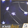Unique design Led wireless decoration string lights Christmas festival lighting