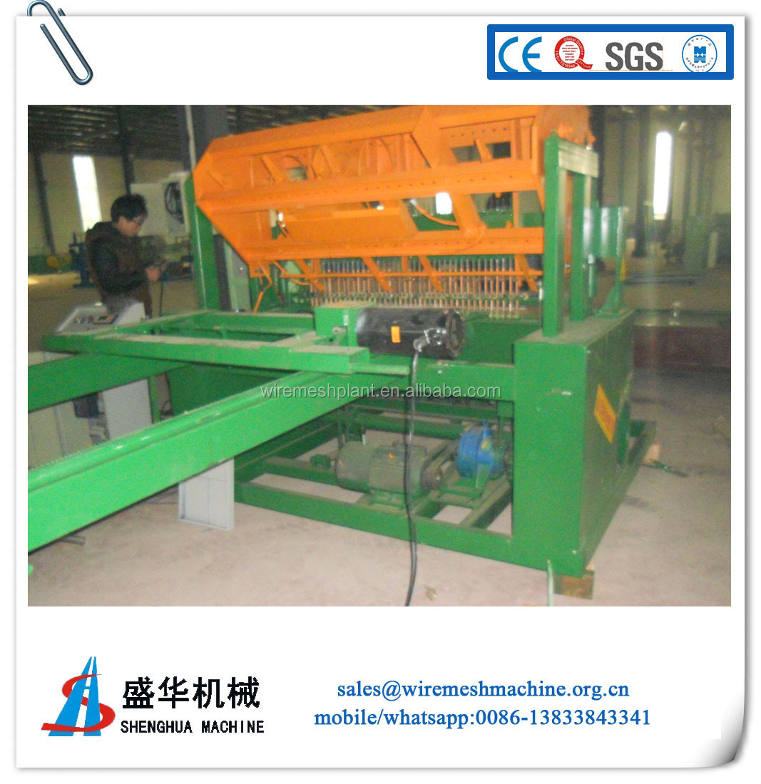 New product automatic welding fence mesh machine with Long Service Life
