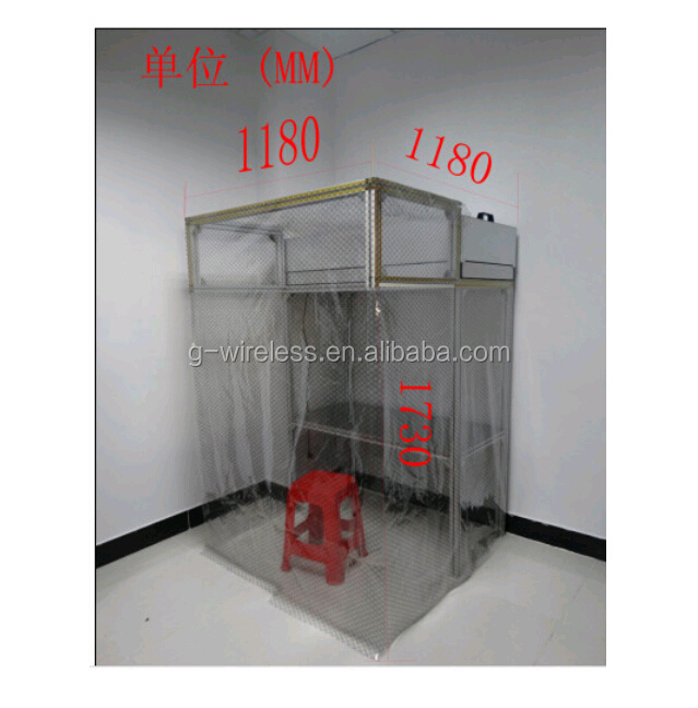 Anti Static Plastic For Cleaning Room Antistatic Wall For Refurbishment Dust Free Plant