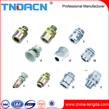 BDM type Explosion-proof cable clamping sealed connector -TNDACN