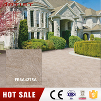 brown grey red green slate floor tile 60x60,2cm outdoor porcelain tile white or red