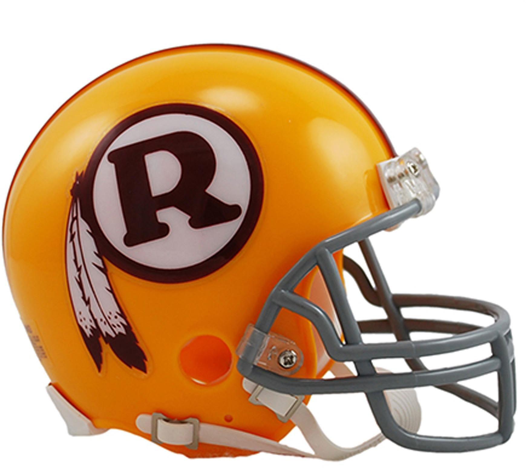 f64d53d1ff3 Sports Memorabilia Riddell Washington Redskins Throwback 1970-1971 VSR4  Mini Football Helmet - Fanatics Authentic