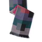 2019 Classic Winter Women Warm Plaid Cotton wholesale Good Quality new fashion Scarf