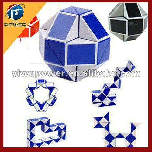 Brain Teaser Shape Changing Magic Cubes Pw-dw-ca015
