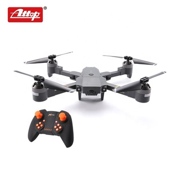 hot sale AR function 2.4G rc foldable altitude hold drone with camera wifi
