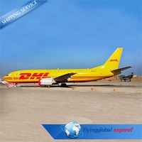 Cheapest air freight shipping company Amazon FBA DHL TNT UPS FEDEX freight forwarder from China to USA EURO