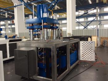 3 Inch Chlorine Tablets Hydraulic Press Machine
