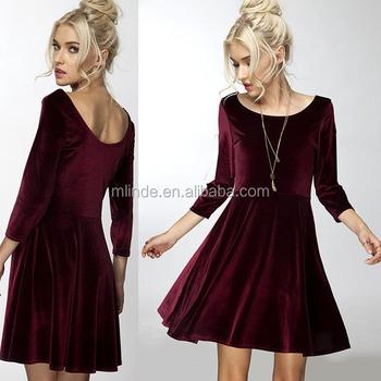 Holiday Swing Dress