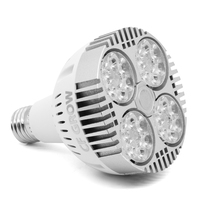 120W 50W Full Spectrum E26 E27 High Power LED Grow Light Bulb Indoor Greenhouse Garden LED Grow Bulb