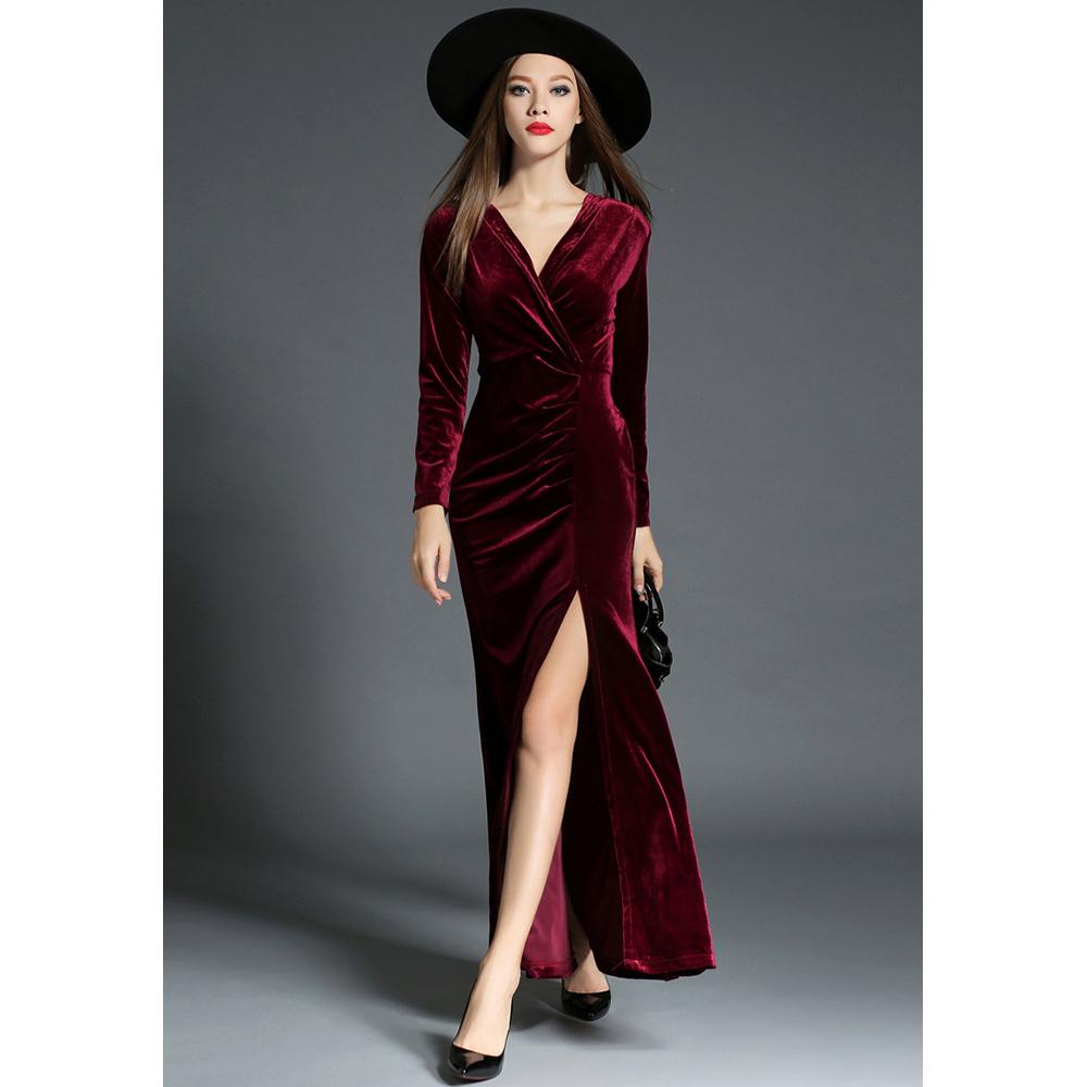 d382a53cbd Western Ladies Dinner Dress Fashion African Evening Dresses - Buy ...