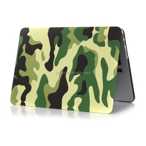 Camouflage Army Camo Plastic Hard Case Shell For Macbook Air Pro Retina Case