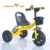 Trade assurance 3 wheel tricycle bicycle LED light best ride on toys for toddlers
