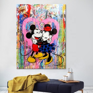 Mickey Mouse Paintings Mickey Mouse Paintings Suppliers And