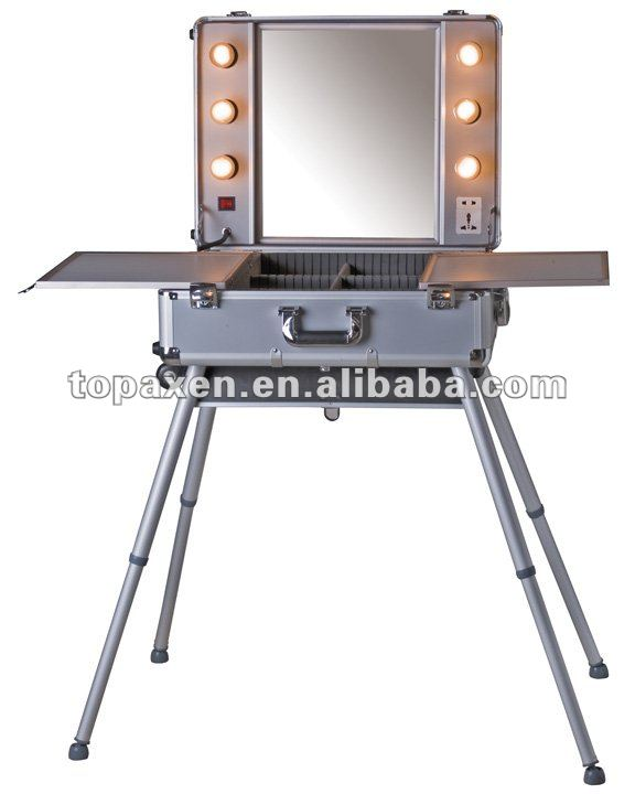High Quality Portable Makeup Station On Wheels   Buy Portable Makeup Station On Wheels,Portable  Make Up Station On Wheels Product On Alibaba.com