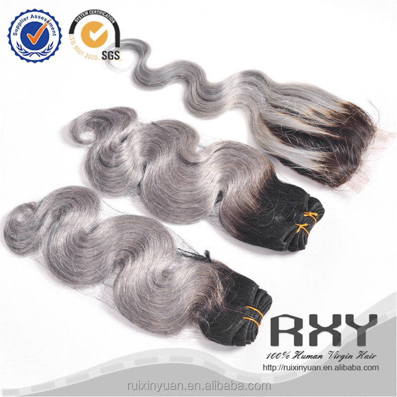 2016 Popular mink grey synthetic hair grey hair spray