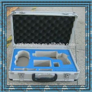 OEM custom cut out foam PE/PU inserts tools