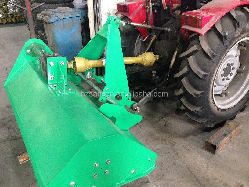 Tractor side offset Hydraulische Dorsvlegel Maaier, zware Dorsvlegel Mulcher met CE Certificaat, T of Y bladen grasmaaier