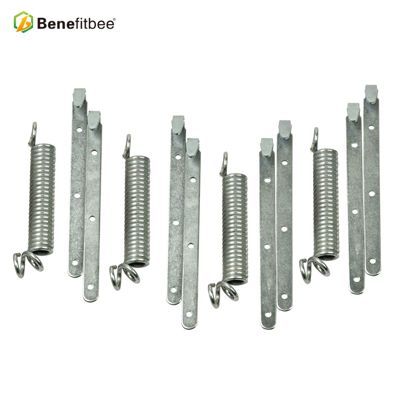 Stainless Steel  Spiral Bee Hive Connector Hive Spring Connector