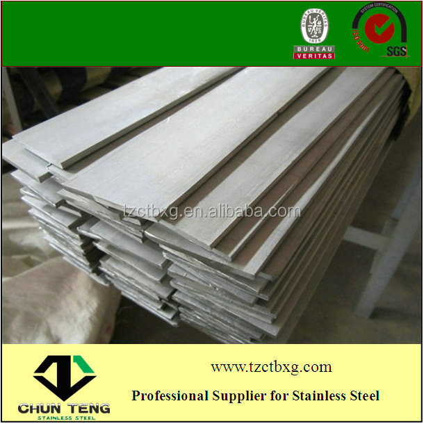 Factory Direct Sale ASTM a276 Flat Bar Steel Used In Industry