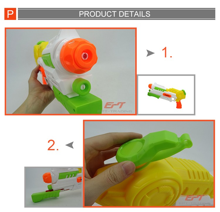 Hot selling child water gun toy with CE
