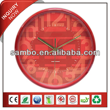 Movement of Young Town Quartz Watch Wall Clock