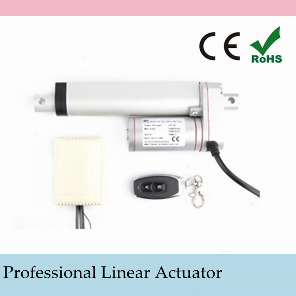 Wholesale 15-8 Actuator 200mm 12-48v Dc Motor 5-30mm/S-Lift Speed For Choose tubular Motor 24V mini linear actuator Xpower