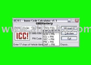 Original Icc Immo Calculator - Buy Immo Code Calculator Product on  Alibaba com