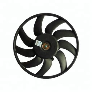 12V DC Radiator Cooling Fan For AUDI A4L A5 A6L B8 Q5