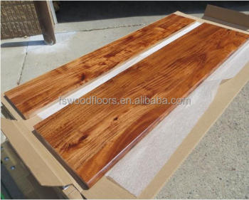 1u0027u0027 Thickness Asian Walnut Wood Stair Treads U0026 Stair Covering