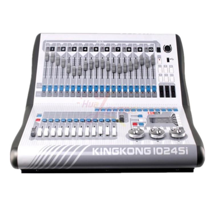 Wedding dmx lighting console moving head par light table wholesale King Kong 1024SI control