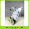 Buy economic clear ballot boxes, cheap comments box counter stand