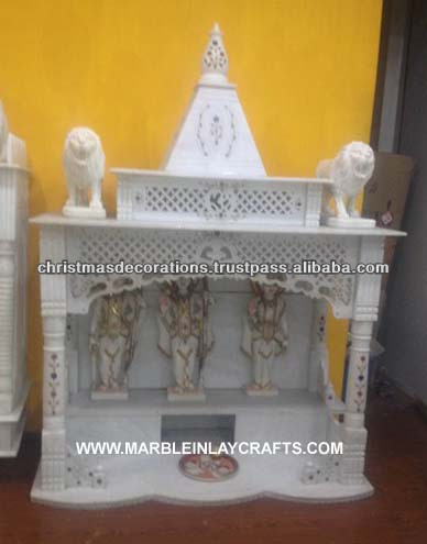 Hindu Temple In Pooja Room Buy Indian Marble TempleHome Marble