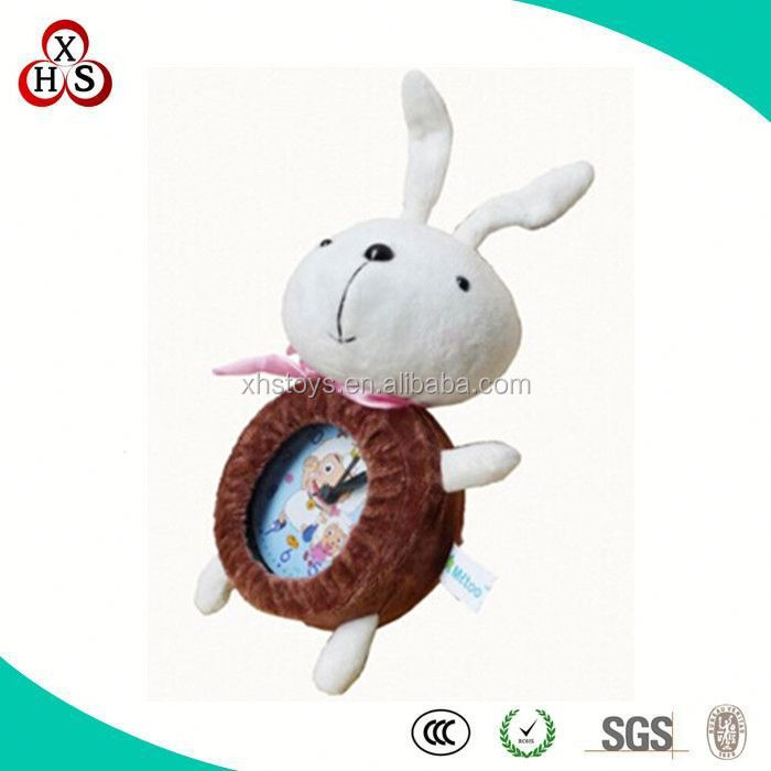 2015 Hot Sale Cute Christmas Gift Animal Shaped Alarm Clock